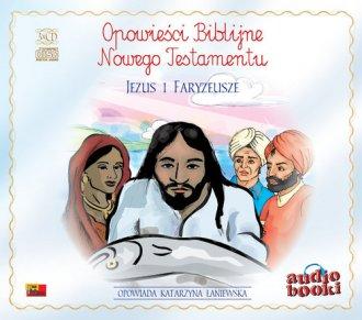 Opowieści Biblijne. Jezus i Faryzeusze - pudełko audiobooku