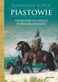 Piastowie - okładka książki