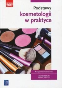 Podstawy kosmetologii w praktyce - okładka podręcznika