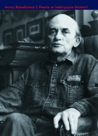 Poeta w labiryncie historii - Jerzy - okładka książki