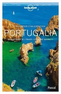 Portugalia Lonely Planet - Wydawnictwo - okładka książki