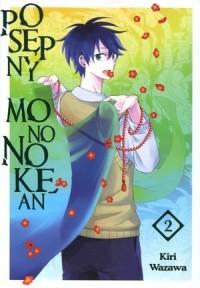 Posępny Mononokean 02 - okładka książki