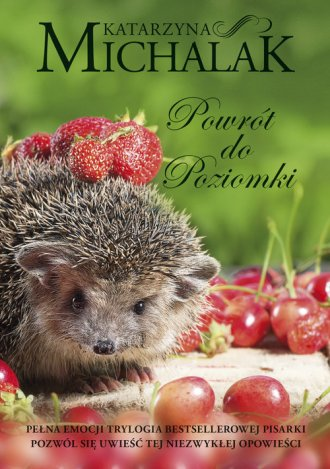 Powrót do Poziomki - okładka książki