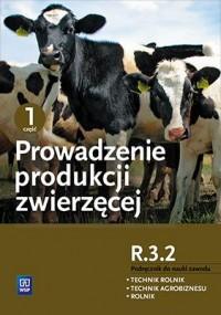 Prowadzenie produkcji zwierzęcej - okładka podręcznika
