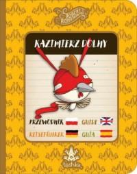 Przewodnik Kazimierz Dolny - okładka książki