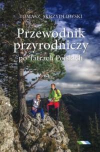 Przewodnik przyrodniczy po Tatrach - okładka książki