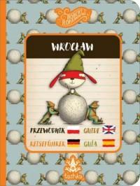 Przewodnik Wrocław - okładka książki