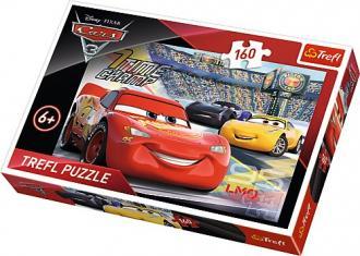 Cars 3. Przyspieszenie (puzzle - zdjęcie zabawki, gry