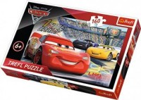 Cars 3. Przyspieszenie (puzzle - 160 elem.) - zdjęcie zabawki, gry