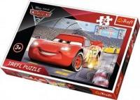 Maxi Auta 3. Mistrz (puzzle - 24 - zdjęcie zabawki, gry
