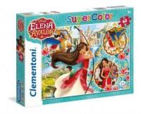 Elena z Avaloru (puzzle + 60 elem.) - zdjęcie zabawki, gry