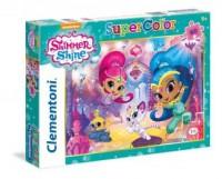 Shimmer and Shine (puzzle + 60 - zdjęcie zabawki, gry