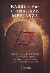 Rabbi, który odnalazł Mesjasza - okładka książki