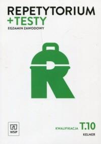 Repetytorium  testy Egzamin zawodowy. - okładka podręcznika