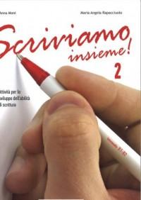 Scriviamo insieme 2 - okładka podręcznika