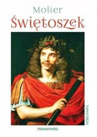Świętoszek - Molier - okładka książki
