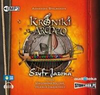 Szyfr Jazona cz. 8. Kroniki Archeo - pudełko audiobooku