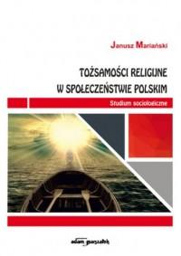 Tożsamości religijne w społeczeństwie - okładka książki