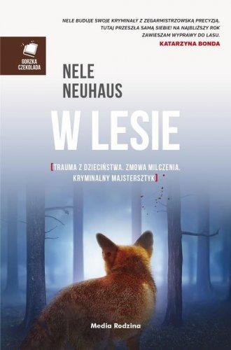 W lesie - okładka książki