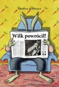 Wilk powrócił! - okładka książki