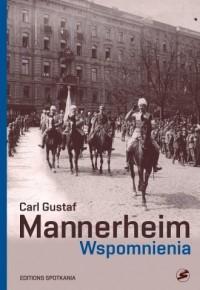 Wspomnienia - Carl Gustaw Mannerheim - okładka książki
