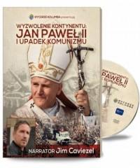 Wyzwolenie Kontynentu: Jan Paweł - Wydawnictwo - okładka filmu