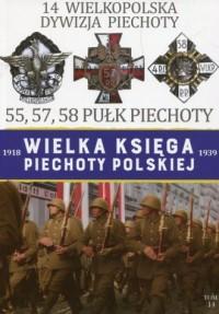 14 Wielkopolska Dywizja Piechoty. - okładka książki