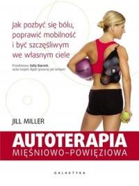 Autoterapia mięśniowo-powięziowa - okładka książki