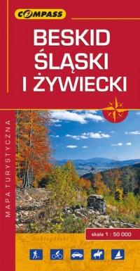 Beskid Śląski i Żywiecki - Wydawnictwo - okładka książki
