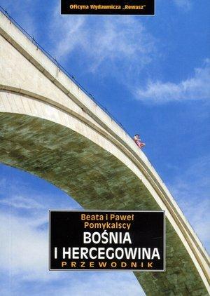 Bośnia i Hercegowina. Przewodnik - okładka książki