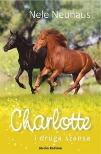 Charlotte i druga szansa - okładka książki
