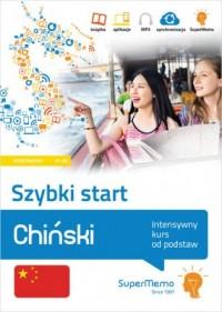 Chiński. Szybki start Intensywny kurs od podstaw poziom podstawowy A1-A2 - okładka podręcznika