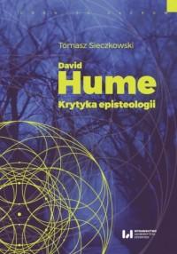 David Hume. Krytyka episteologii - okładka książki