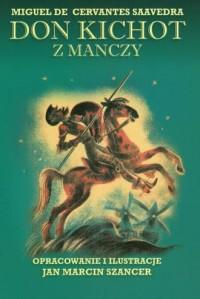 Don Kichot z Manczy - okładka książki