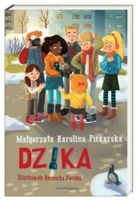 Dzika - okładka książki