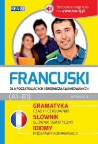 Francuski dla początkujących i - okładka podręcznika