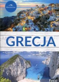 Grecja - okładka książki
