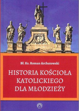 Historia Kościoła Katolickiego - okładka książki