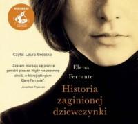 Historia zaginionej dziewczynki - pudełko audiobooku
