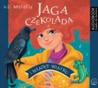 Jaga Czekolada i władcy wiatru - pudełko audiobooku