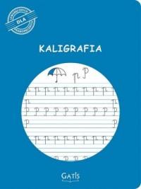 Kaligrafia 16 kartek Ćwiczenia - okładka podręcznika