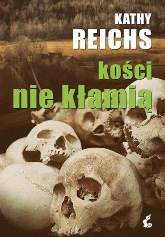 Kości nie kłamią - okładka książki