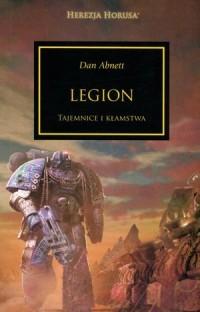 Legion. Cykl Herezja Horusa - okładka książki