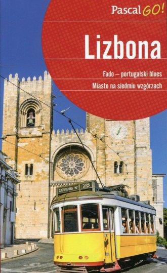 Lizbona. Fado - portugalski blues - okładka książki