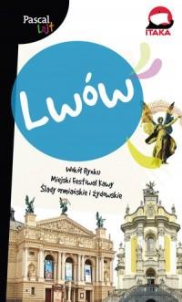 Lwów. Pascal Lajt - Jacek Tokarski - okładka książki