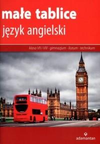 Małe tablice. Język angielski - okładka podręcznika