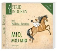 Mio, mój Mio - pudełko audiobooku