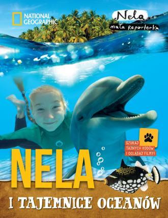 Nela i tajemnice oceanów - okładka książki