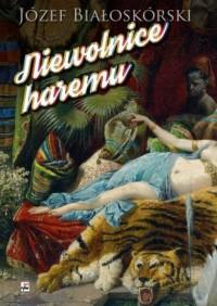 Niewolnice haremu - okładka książki