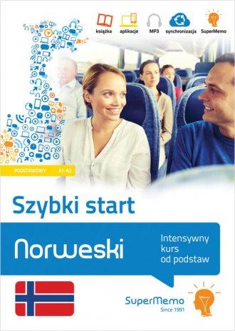 Norweski. Szybki start Intensywny - okładka podręcznika